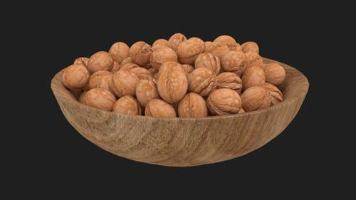 Walnuts Bowl preview image