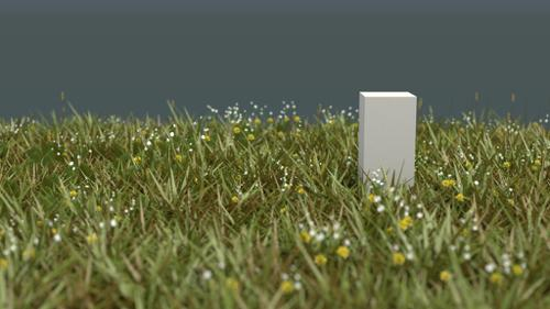 Realistic grass v2 preview image