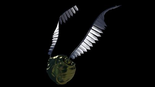 The Golden Snitch preview image