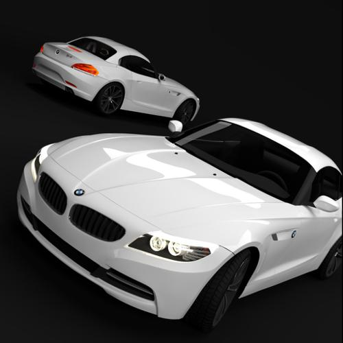 BMW Z4 (E89) (RIGGED) preview image
