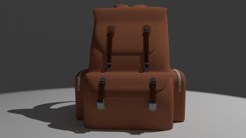 School Bag [Cycles Render] preview image