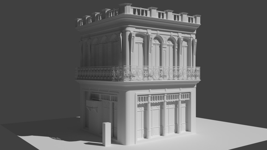 old building preview image 1