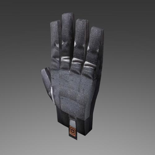 5.11 low poly tactical gloves preview image
