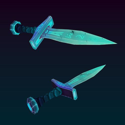 MAGICAL DAGGER preview image