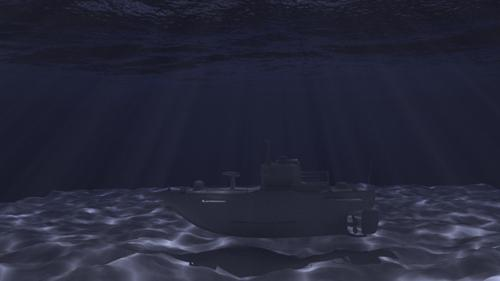 UnderWaterScene preview image