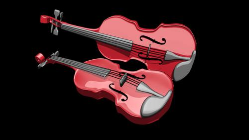 Violins preview image