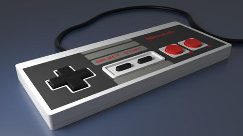 Control Nes preview image