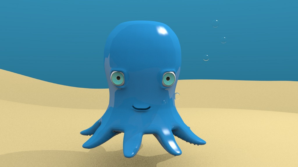 Octavior the Octopus preview image 1