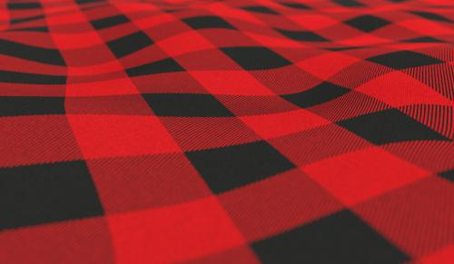 Procedural Flannel Shader preview image