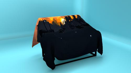 Covered Chair preview image