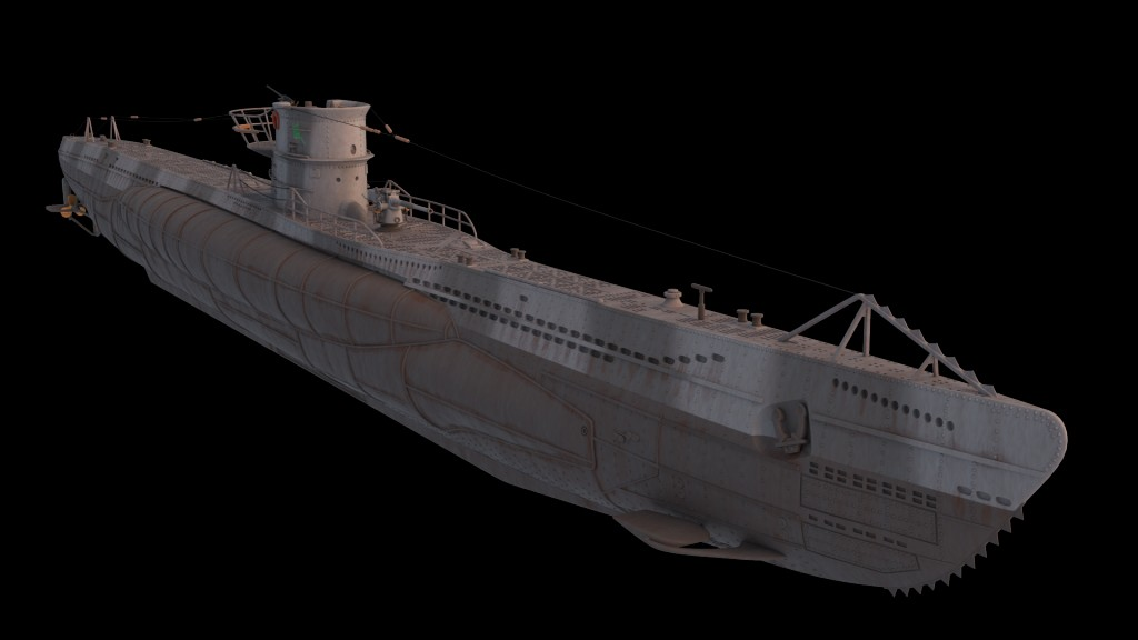 Uboat VIIC preview image 1