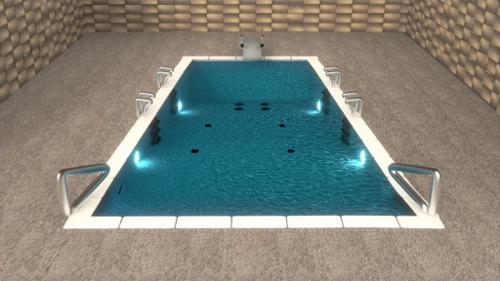 Cycles Swimming pool preview image