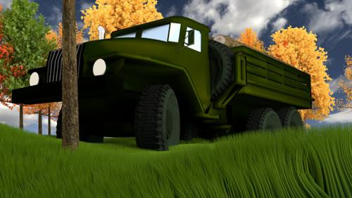 Ural-4320 preview image