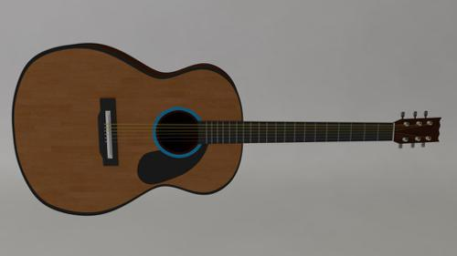 Acoustic Guitar Textured preview image