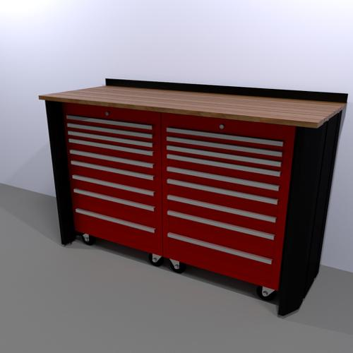 Workbench for Tool Chest(s) preview image
