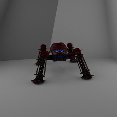 Arachnotron with Rig preview image
