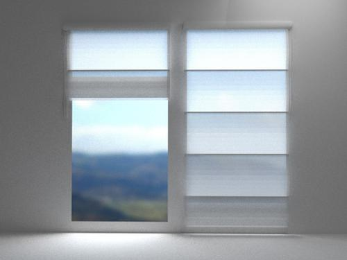 Roman blinds window decoration preview image
