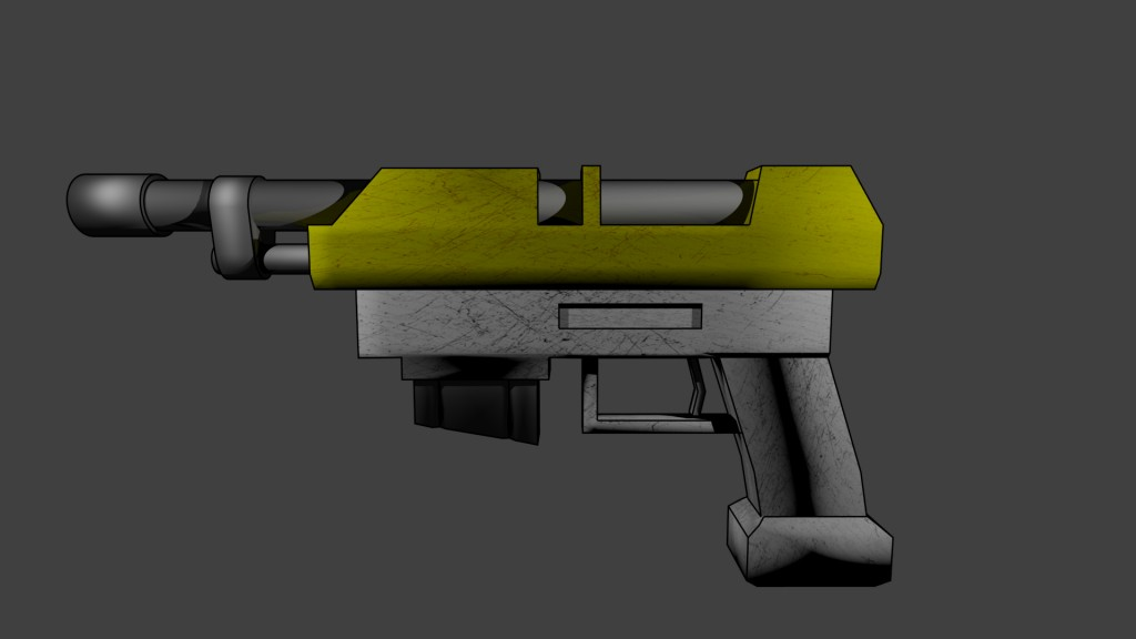 Assault Blaster preview image 3