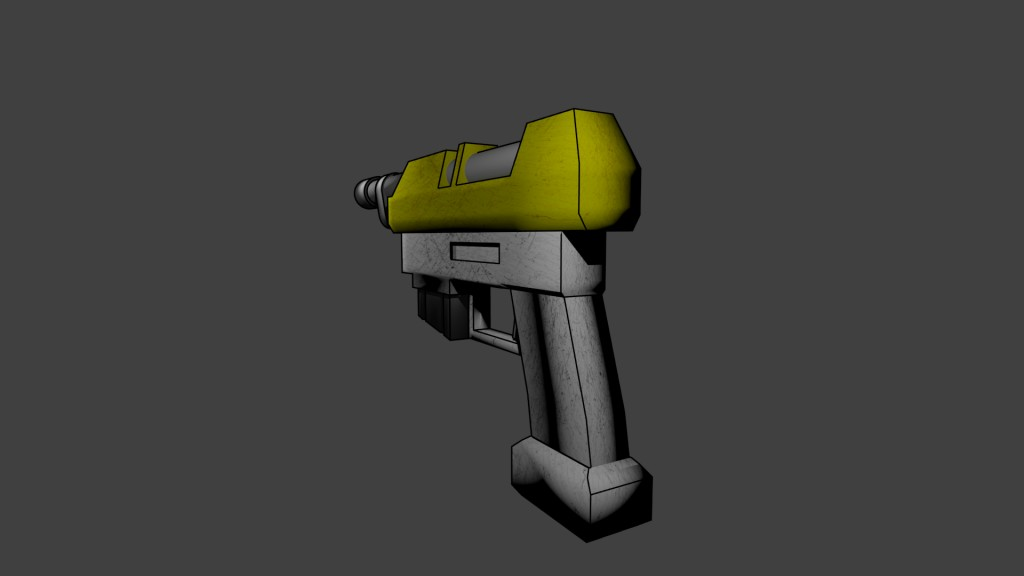 Assault Blaster preview image 4