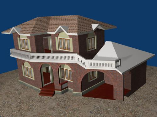 Two story House preview image
