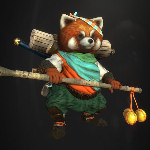 PandaWarrior preview image