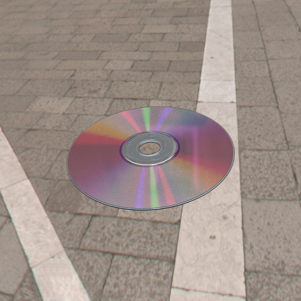 Compact Disc CD preview image 1