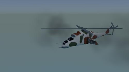 MI - 24 Hind preview image