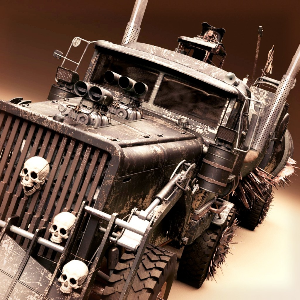 Furiosa's War Rig preview image 1