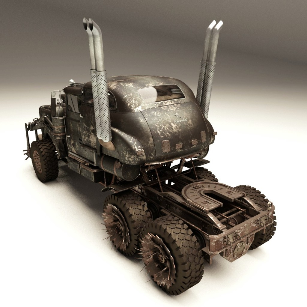 Furiosa's War Rig preview image 3