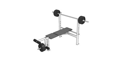 Workout Bench preview image