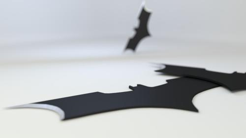 Batarang - Cycles preview image