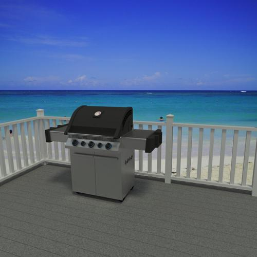 Grill and Deck preview image