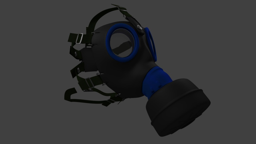 Gm-38 Gasmask preview image 1