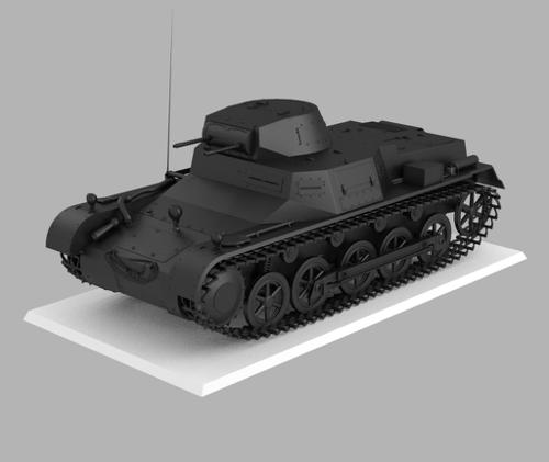 Panzer 1 preview image