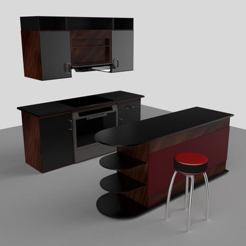 Kitchen Furniture preview image