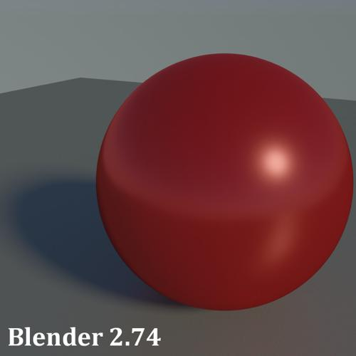 Unity 5 Standard Shader in Blender Cycles preview image