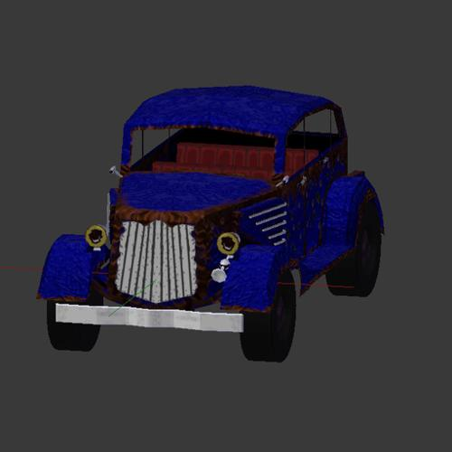 Death Car - Fallout New Vegas preview image