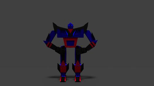 LOW POLY ROBOT preview image