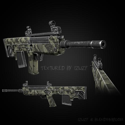 RFB Rifle Textured preview image