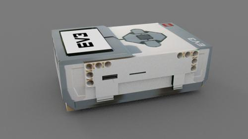 EV3 MINDSTORMS PROGRAMABLE BRICK preview image