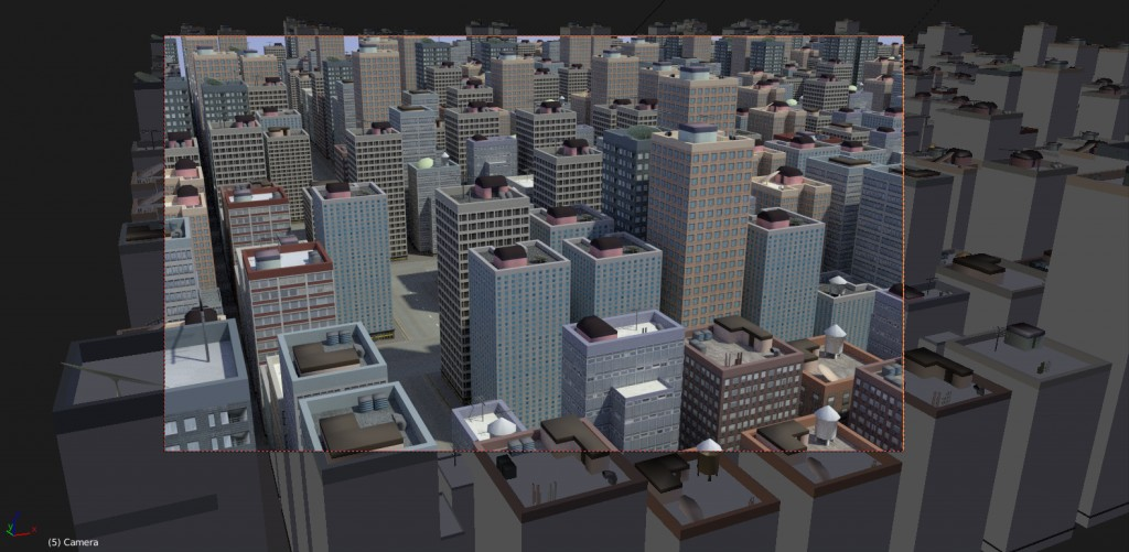 City particlesystem preview image 1
