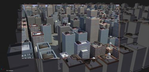 City particlesystem preview image