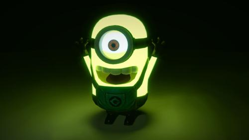 Glowing Minion preview image
