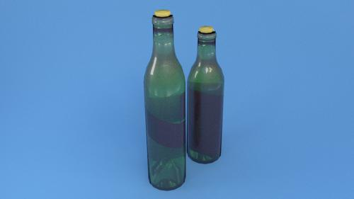 Naval Bottle preview image