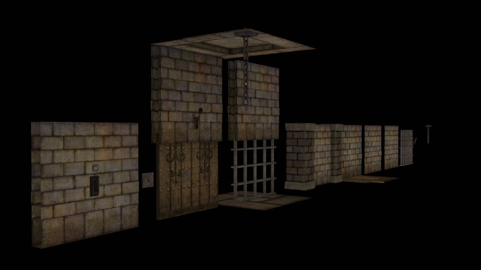 Dungeon Set 1: Brunstom preview image 1
