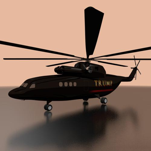 Trump Helicopter preview image