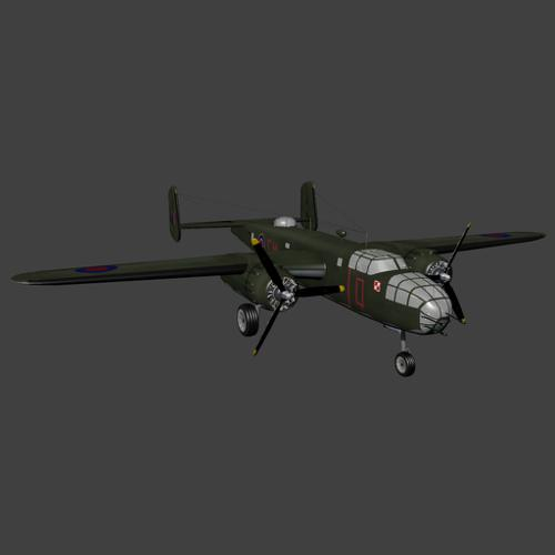 North American B-25 Mitchell preview image