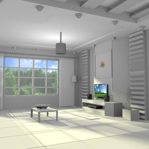Interior lighting preview image