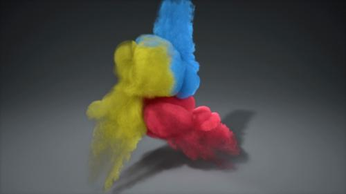 Multi-Color Smoke preview image
