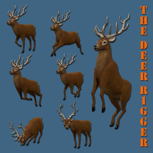 The Deer Rigger preview image